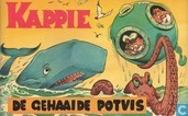 Bandes dessinées - Cappi - De gehaaide potvis