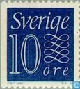 Postage Stamps - Sweden [SWE] - Numeral Type