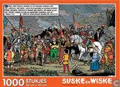 Puzzels - Strips - Slagveld