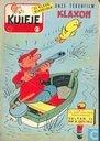 Strips - Kuifje (tijdschrift) - Kuifje 9