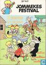 Bandes dessinées - Gil et Jo - Jommekes festival