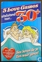 Spellen - 3 Love Games - 3 Love Games, uitsluitend voor 30+
