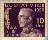 Timbres-poste - Suède [SWE] - 10 violet