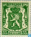 Postage Stamps - Belgium [BEL] - Small State Arms