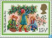 Postzegels - Groot-Brittannië [GBR] - Kerstliederen