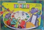Brettspiele - Levensweg - Levensweg in Monstropolis - Monsters Inc. editie