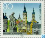 Postage Stamps - Germany, Federal Republic [DEU] - Gera 995-1995