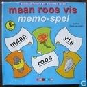 Maan Roos Vis Memo spel