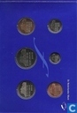 Coins - the Netherlands - Netherlands year set 2000