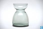 Glas / kristal - Kristalunie - Lisse Bollenglas duochroom