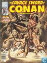 Comics - Conan - The Savage Sword of Conan the Barbarian 32