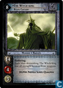 Trading cards - Lotr) Promo - The Witch-King, Black Captain Promo