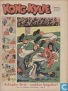 Bandes dessinées - Kong Kylie (tijdschrift) (Deens) - 1951 nummer 21