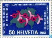 Automated telephone net