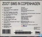 Platen en CD's - Sims, Zoot - Live in copenhagen