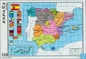 Postzegels - Spanje [ESP] - Autonome regio's