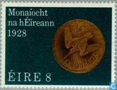 Postage Stamps - Ireland - Irish currency in 50 years