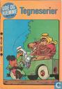 Strips - Panda - 1972 nummer 9