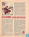 Strips - Bommel en Tom Poes - Heer Bommel maakt een terrarium