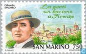 Briefmarken - San Marino - Italienische Sänger