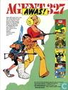 Comic Books - Agent 327 - Jurus maut