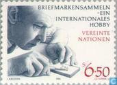 Briefmarken - Vereinte Nationen - Wien - Briefmarkensammeln