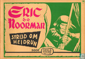 Comic Books - Eric the Norseman - Strijd om Heidrun