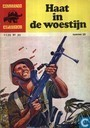 Comic Books - Commando Classics - Haat in de woestijn