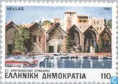 Briefmarken - Griechenland - Creta Kongress