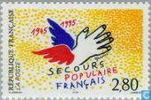 Timbres-poste - France [FRA] - Secours Populaire