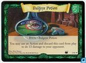 Trading cards - Harry Potter 3) Diagon Alley - Bulgeye Potion
