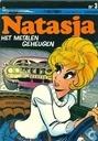 Bandes dessinées - Natacha - Het metalen geheugen