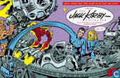 Strips - Jack Kirby Collector, The (tijdschrift) (Engels) - Jack Kirby Collector, The