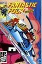 Comic Books - Fantastic  Four - dubbele ellende