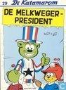 Bandes dessinées - Scrameustache, Le - De Melkweger-president
