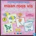 Maan Roos Vis Plaatjes Kwartet