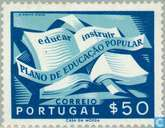 Timbres-poste - Portugal [PRT] - People's Education