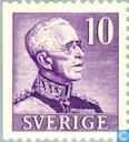 Timbres-poste - Suède [SWE] - Roi Gustaf V