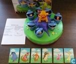 Spellen - Kiekeboe-spel - Winnie The Pooh Kiekeboe-spel