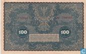 Banknotes - Poland - 1918-1924 Polish Marka Issue - Poland 100 Marek 1919
