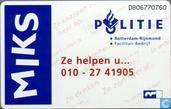Politie Rotterdam-Rijnmond (MIKS)
