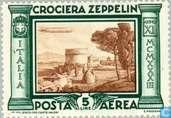 Timbres-poste - Italie [ITA] - Zeppelin