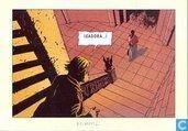 Strips - Labyrinten [Pendanx] - De god van de pijnen