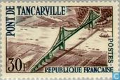 Postage Stamps - France [FRA] - Tancarville- Bridge