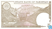 Banknoten  - Pakistan - 1983-2006 ND Issue - Pakistan 5 Rupees (P38a7) ND (1984-)