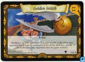 Trading cards - Harry Potter 2) Quidditch Cup - Golden Snitch