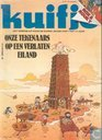 Bandes dessinées - Proffie - het verlaten eiland