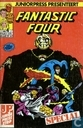 Comic Books - Fantastic  Four - het masker van mantracora