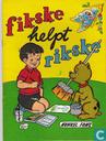 Bandes dessinées - Rikske en Fikske - Fikske helpt Rikske