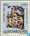 Postage Stamps - Luxembourg - Children with disabilities